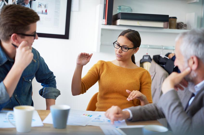 Kommunikation i yrket – mail och möten