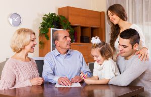 Long family having financial issues with banking loan