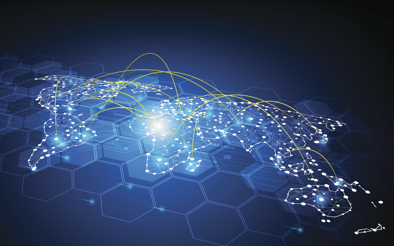 Digitalt kommunikationsnätverk